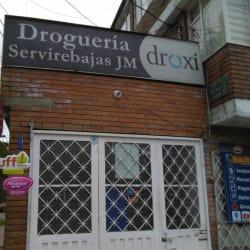Drogueria Servirebajas JM en Bogotá