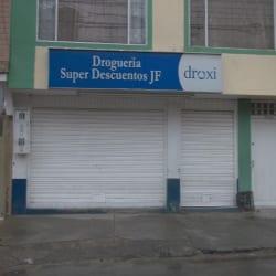 Drogueria Super Descuentos JF en Bogotá