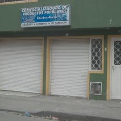 Rehobot Calle 65 en Bogotá