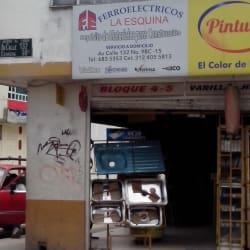 Ferroelectricos La Esquina en Bogotá
