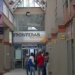 Fronteras Expreso Bolivariano en Bogotá