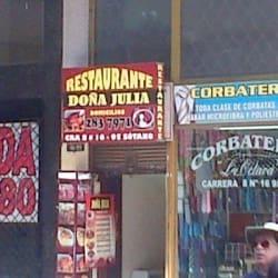 Restaurante Doña Julia en Bogotá