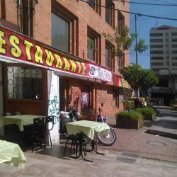 Restaurante Dido en Bogotá