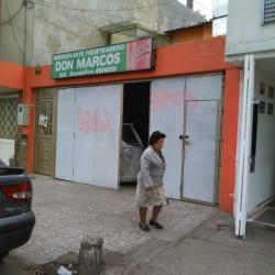 Restaurante Piqueteadero Don Marcos en Bogotá