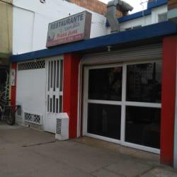 Restaurante Parrilla Pizza Jeins en Bogotá