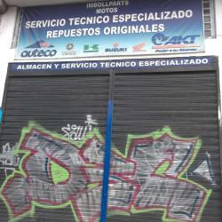Imbollparts Motos en Bogotá