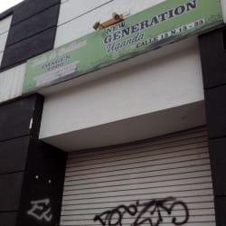 Sala de Belleza Imagen 2000 en Bogotá