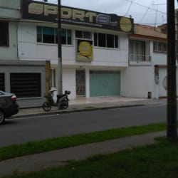 Santa Barbara Sportel en Bogotá