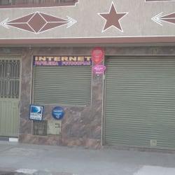 Internet Papeleria Fotocopias Carrera 81 en Bogotá