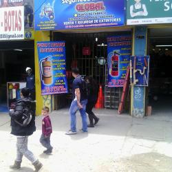 Seguridad Industrial Global en Bogotá
