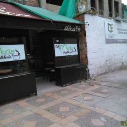 Café del Monte Pastelería en Bogotá