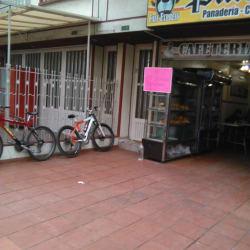 Cafe Express Pandoc en Bogotá