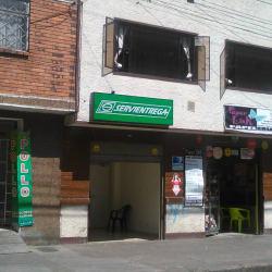 Servientrega Carrera 64 en Bogotá