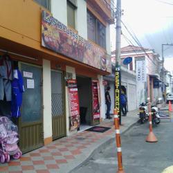 Las Ricuras de Jose Gourmet en Bogotá