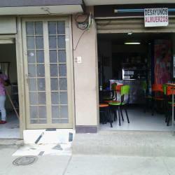Las Ricuras de Erick en Bogotá