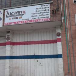 Luciano Electrónica Automotriz en Bogotá