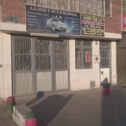 Lujos y Accesorios J.A.R en Bogotá