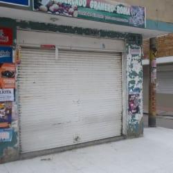Supermercado Granero Roma en Bogotá