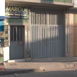 Margue en Bogotá