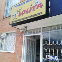 Tienda de Mascotas Lolita en Bogotá