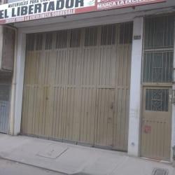 Materiales para Construcción El Libertador en Bogotá