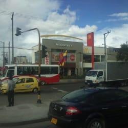 McDonald's Avenida 1 de Mayo en Bogotá