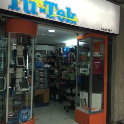 Tu-Tek Centro de Alta Tecnologia en Bogotá