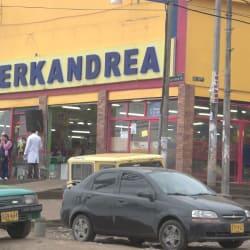Merkandera en Bogotá