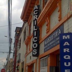 VB Vidrios en Bogotá