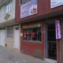 Variedades Sidney en Bogotá