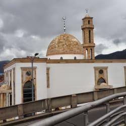 Mezquita de Bogota (Masjid Abou Bakr Alsiddiq) en Bogotá