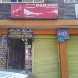 Miscelanea D&D  en Bogotá