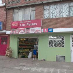 Minimercado Los Paisas en Bogotá
