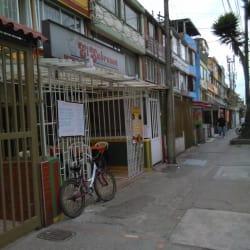 El Sabroson en Bogotá