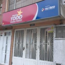 Paga todo para todo! Calle 22A con 5 en Bogotá