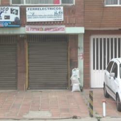 Ferrelectricos Los Marinos en Bogotá