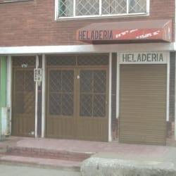 Heladeria Los Pitufos en Bogotá
