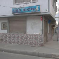 Panaderia Pan Rico De Bosa en Bogotá