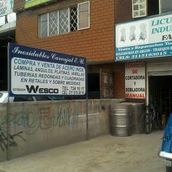 Inoxidables Carvajal EU en Bogotá
