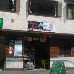 Paper Link en Bogotá