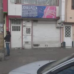 Jovas Pizza en Bogotá