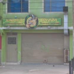 Junior´s Pizza en Bogotá
