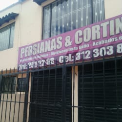 Persianas & Cortinas en Bogotá