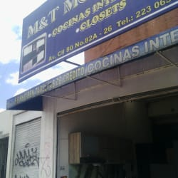 M&T Modulares en Bogotá