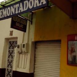 Remontadora Dalac en Bogotá