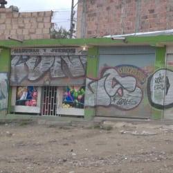 Maquinas y Juegos en Bogotá