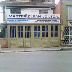 Master Clean JD Ltda en Bogotá