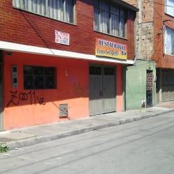 Restaurante Brisas del Caribe en Bogotá