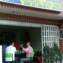Restaurante Bar Punto y Sabor en Bogotá