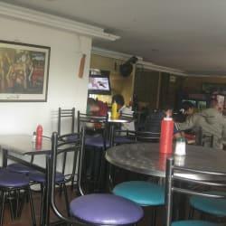 Restaurante Bar La Zoga del Cholo en Bogotá